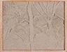 Untitled, 2019, kinetic sand, wood drawer, 27 x 32 x 5 cm