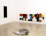 Aleph for Ohel tent / Bet for Bayit house, Installation view, Noga Gallery, Tel Aviv